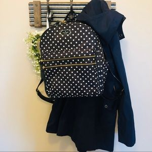 Kate Spade New York Polka Dot Backpack in EUC